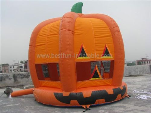 Big Size Inflatable Pumpkin Bouncer