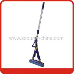 Extensible easily wring PVA mop sponge PVA mop