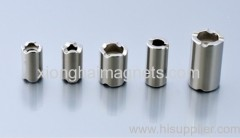 Supply Strong Neodymium Cylinder Magnets