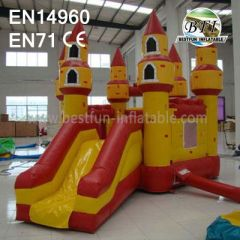 Palace Inflatable Jumping Castles Inflatable Slide