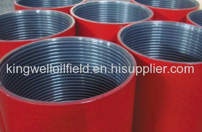 API N80P110 EUE Tubing Couling