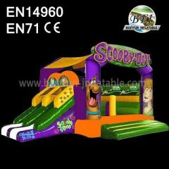 2014 New Design Inflatable Scooby Doo Bouncer
