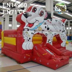 Inflatable Puppy Bounce House