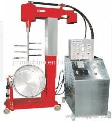 hydraulic press beater equipment
