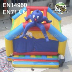 Outdoor Inflatable Octopuses Bouncer