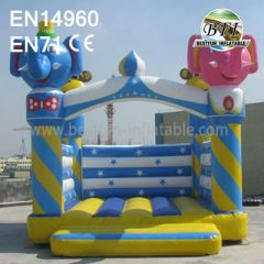 Elephant Inflatable Bouncer Manufacture