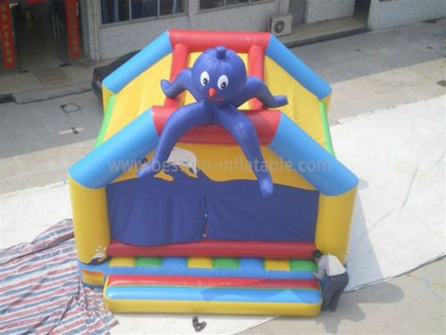 Cheap Octopus Inflatable Bouncer