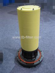 top thread port diffuser