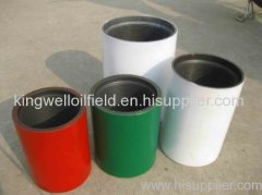 API 5CT EUE P110 of tubing coupling for oilfield