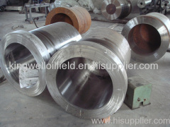 Stainless Steel Forged Cylinder