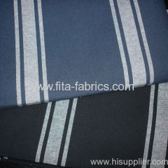 100%cotton yarn dye vertical bar or striped fabric