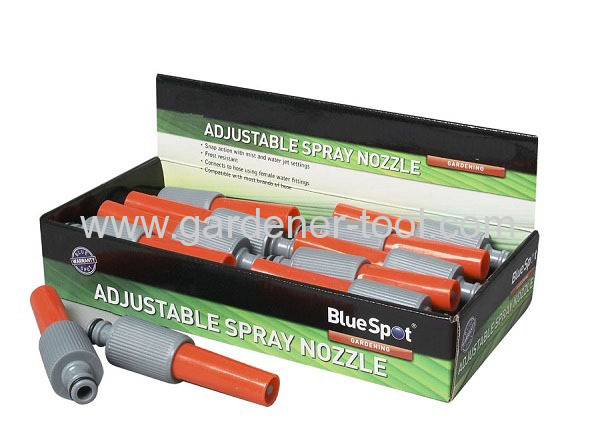 Plastic Multi-purpose Garden Water Nozzle.