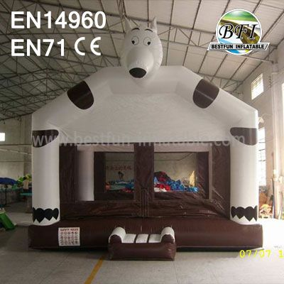 Animal Bouncer Inflatable Castle