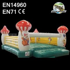 Mushroom Inflatable Indoor Bouncer