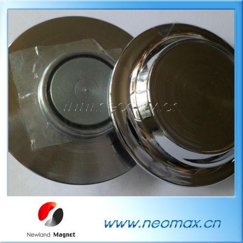 sintered magnetic speaker parts