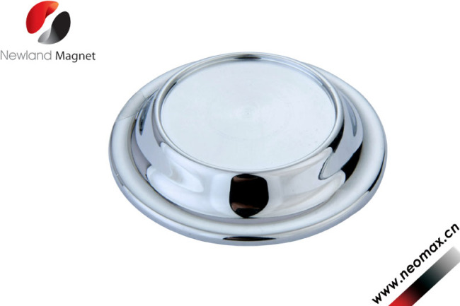 Magnetic speaker magnet parts
