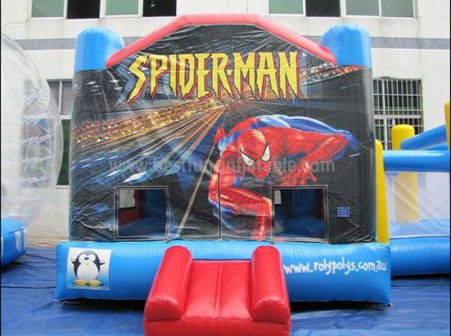 13ft Spiderman Inflatable Bounce House