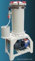 2013 1.5W 2HP Nickel Electroplating Filter
