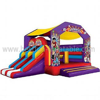 Commercial PVC Inflatable Bouncers Wholesale