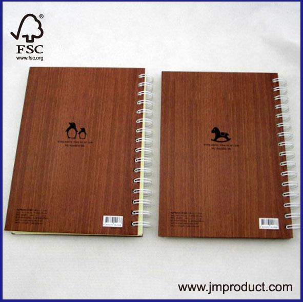 2 subjectsspiral notebook