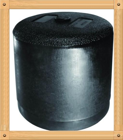 HDPE cap HDPE 100 plumbing material PE Socket Fusion fittings