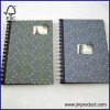 A5 size hardcover notebook