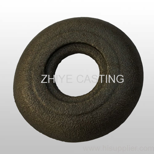 circle carbon steel casting silica sol