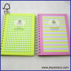 2 subjects hardcover notebook
