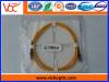 Multimode MTRJ fiber optic splice