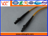 Waterproof MTRJ fiber optic splice