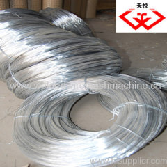 hot galvanized redrawing wires