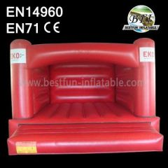 Cheap Red Industrial Bounce House