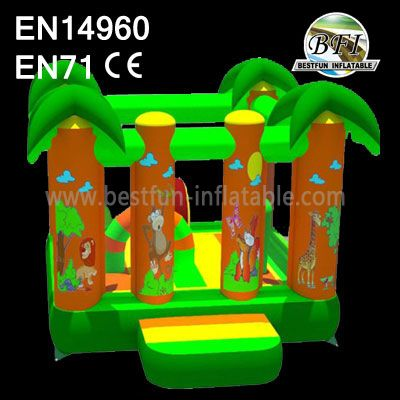 Inflatable Bouncers Rent Jungle