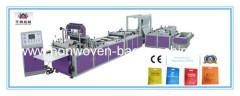 nonwoven flat bag making machinery