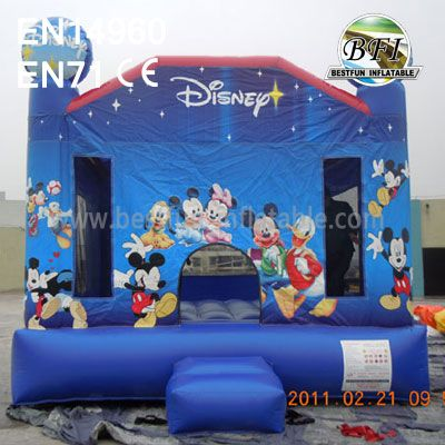 Popular Inflatable Didsney Bouncer
