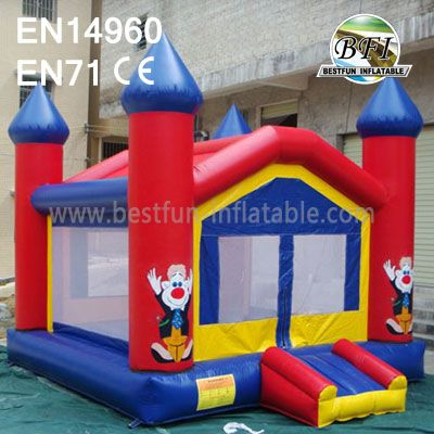 Cheap Custom Inflatable Bouncer With Blower