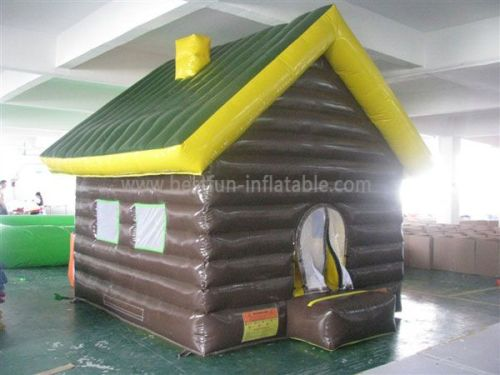 Chocolate Small Inflatable House
