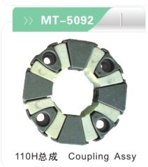 110H Coupling Assy for excavator