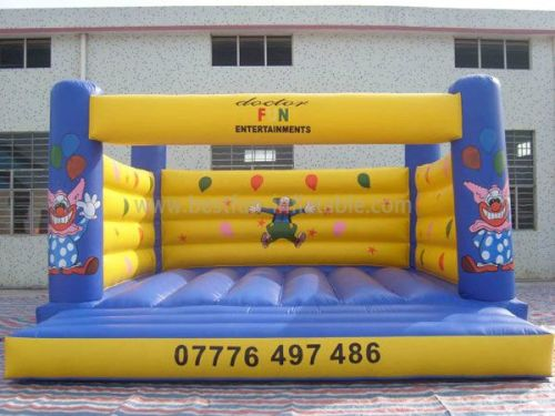 Residential The Simples Bounce House