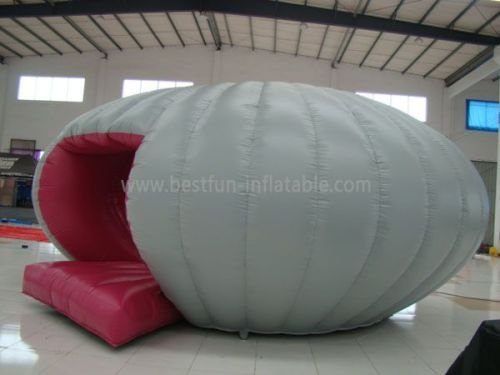 Kis Inflatable UFO Bounce House