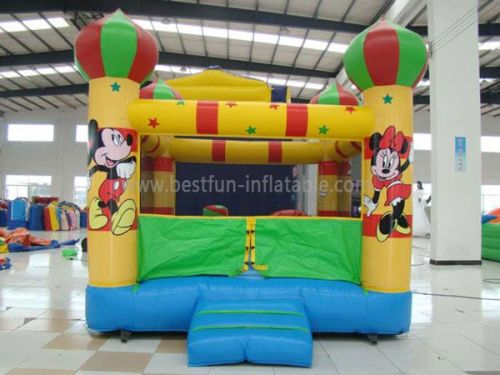 Inflatable Mickey Mouse Park Bouncer