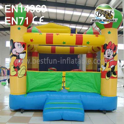 Hot Sale Inflatable Mickey Bounce House