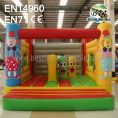Inflatable Kids Amusement Air Bouncer