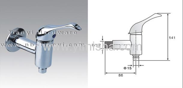 Deluxe Brass Water Faucet for Washing Machine