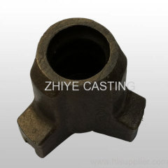 high chromium drill silica sol casting carbon steel