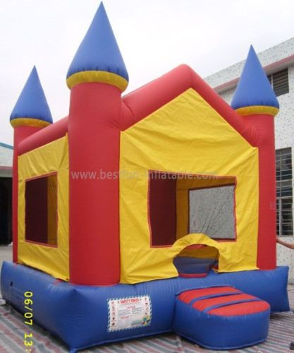 Module Bounce Houses With Velcro Pannel