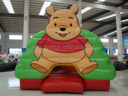 Residential Winnie Inflatable Bouncers