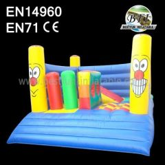 Big Adult Inflatable Jumping Bouncer
