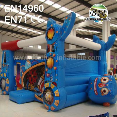 Wholesale Commercial Robot Bounce Houses