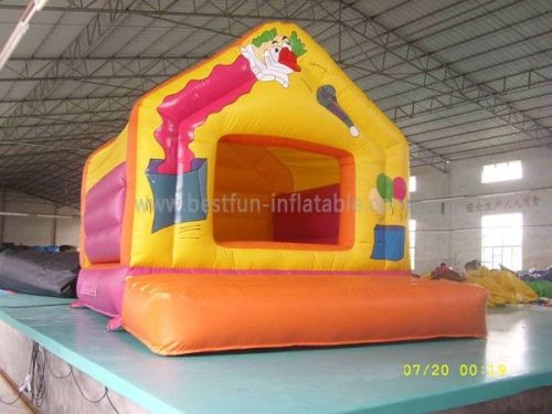 Circus Inflatable Bouncers For Toddlers